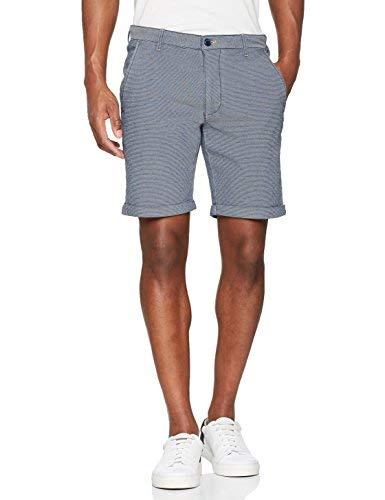 Gaudì Bermuda Pantaloncini, Blu (Peacot), (Taglia Produttore:48) Uomo