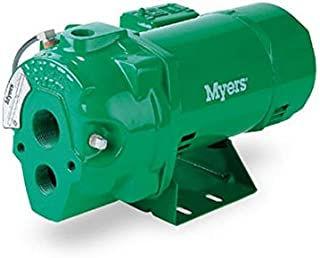 Fe Myers HR50D Deep Well Jet Pumps, 1/2 HP, Cast Iron