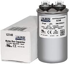 97F9632-25 uf MFD 440 Volt VAC - GE Round Run Capacitor Jard Upgrade