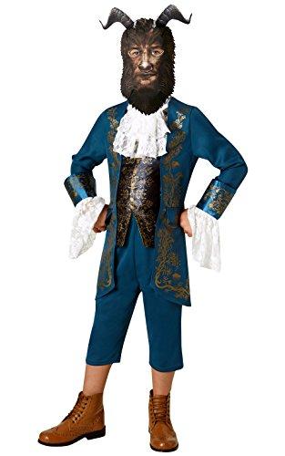 Rubie's Offizielles Kostüm, Die Schöne und das Biest, Disney, für Kinder