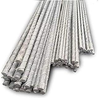 di/ámetro 6 mm 20318 Runpotec Accu-varilla de fibra de vidrio con manguitos extremos 50 m di/ámetro 6 mm rosca DIR