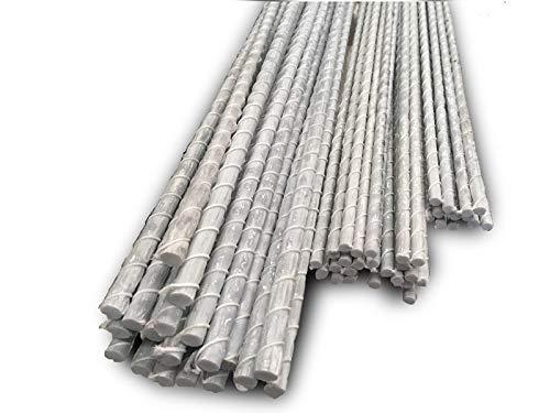 Varillas de grafeno para armados de hormigón (8mmx2m) - pack 50 uds