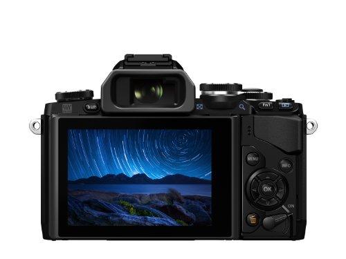 Olympus OM-D E-M10 Fotocamera Mirrorless 16 MP