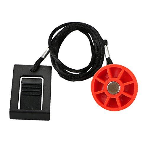 Universal-Magnet-Sicherheitsschlüssel für Laufbänder von NordicTrack, Proform, Bild, Weslo, Reebok, Epic, Golds Gym, Freemotion, und Healthrider