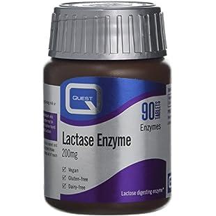 Quest Lactase 200mg - 90 Tablets