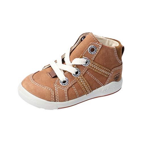 RICOSTA Jungen Lauflern Schuhe Danny von Pepino, Weite: Mittel (WMS),terracare, flexibel Kinder Kids Jungen Kinderschuhe,Curry,24 EU / 7 Child UK