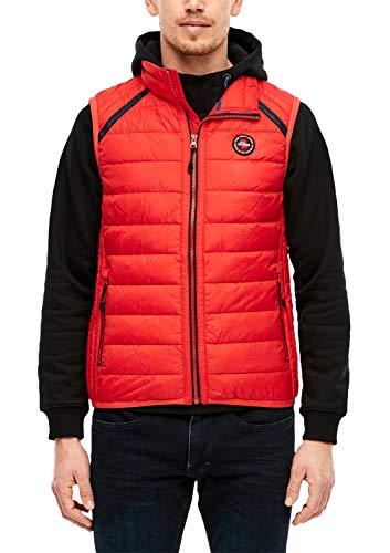 Preisvergleich Produktbild s.Oliver RED Label Herren Funktionale Weste 3M Thinsulate red XL