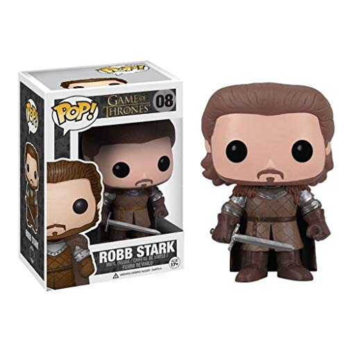 LTY Funko Pop Figure! Game of Thrones - Robb Stark #08 Form Television Series Chibi