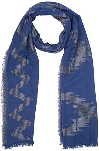 Pepe Jeans Herren Schal Pepe Jeans, Blau (Steel Blue 563), One Size