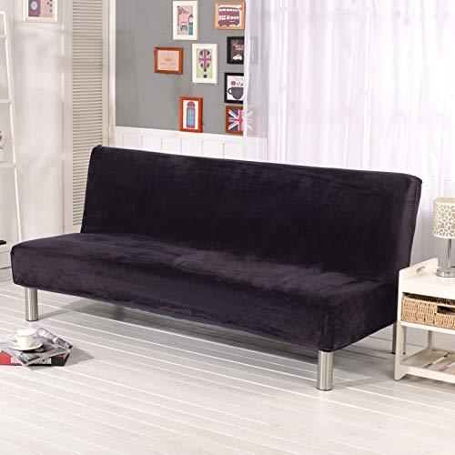 SSDLRSF Fundas sofá Funda de sofá elástica de Tela de Felpa de 185-215cm, Fundas de sofá de Gran Elasticidad, Toalla de sofá, Fundas Individuales para el hogar, Hotel