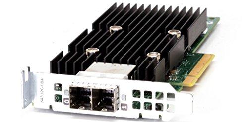 DELL 405-AADZ - SAS 12Gbps HBA controlador externo de altura completa CusKit
