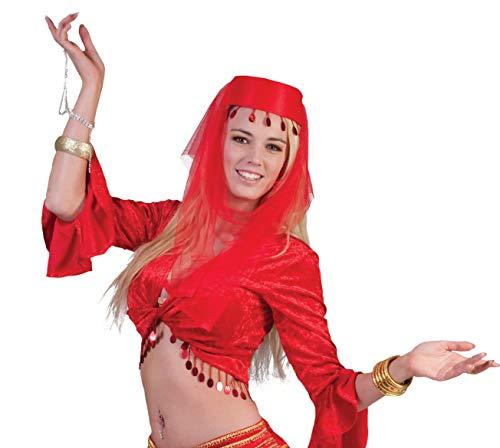 ORLOB Nouveau Chapeau Marrakech Voile Rouge
