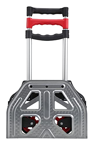 Pack-N-Roll 410-006 Folding Cart with Steel Toe Plate, 150-LB Capacity