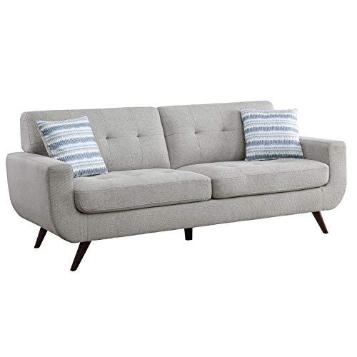 Lexicon Fairmont Living Room Sofa, Gray