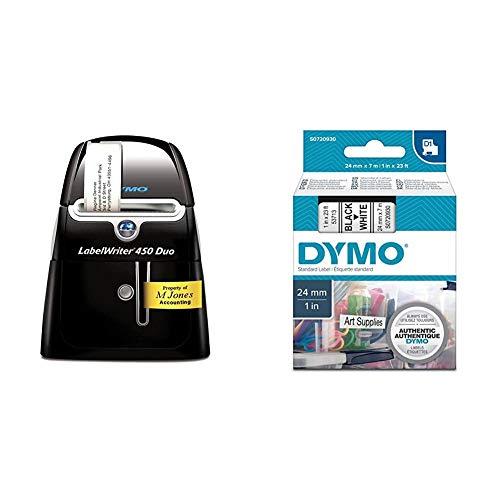 Dymo LabelWriter 450 Duo & D1-Etiketten...