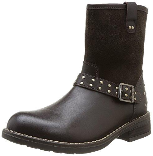 Mod8 Ticlou, Boots fille - Marron (9 Marron), 32 EU