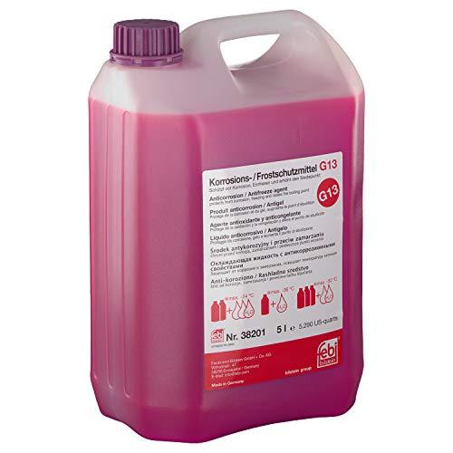 febi bilstein 38201 Frostschutzmittel G13 , 5 Liter