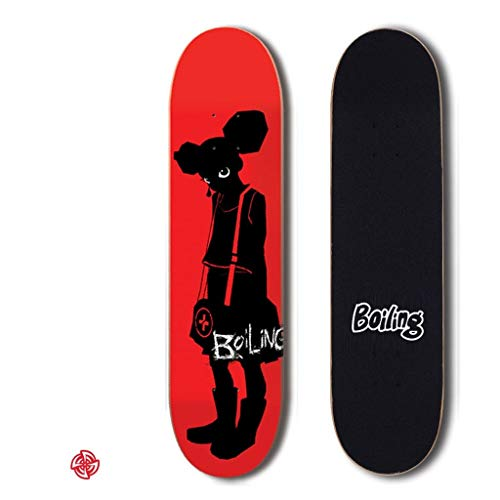 Amazing Deal Jolly Skateboard Complete, 31 Inch Pro Skateboards, Tricks Skate Board Beginners- 7 Lay...