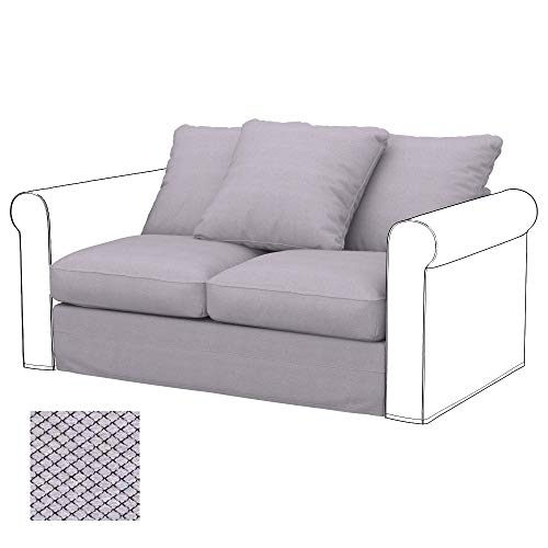 Soferia Funda de Repuesto para IKEA GRONLID módulos sofá d