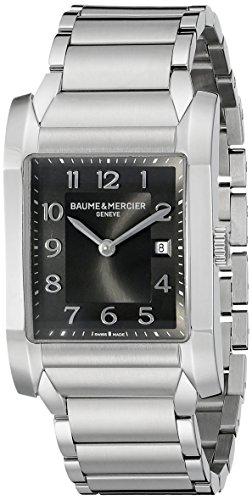 Baume & Mercier 10021 - Reloj, Correa de Acero Inoxidable