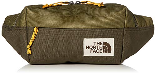The North Face Lumbar Pack, Burnt Olive Green/New Taupe Green, OS