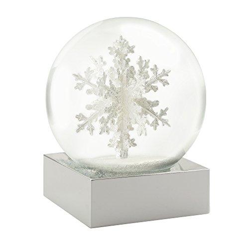 CoolSnowGlobes Snowflake Cool Snow Globe