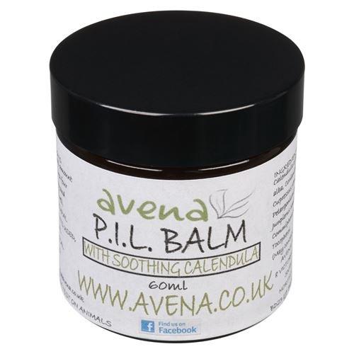 PIL Balm - Un onguent naturel pour pieux et hémorroà¯des - Pot en plastique de 200 ml