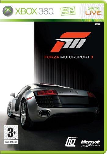 Microsoft Forza Motorsport 3, Xbox 360, EN