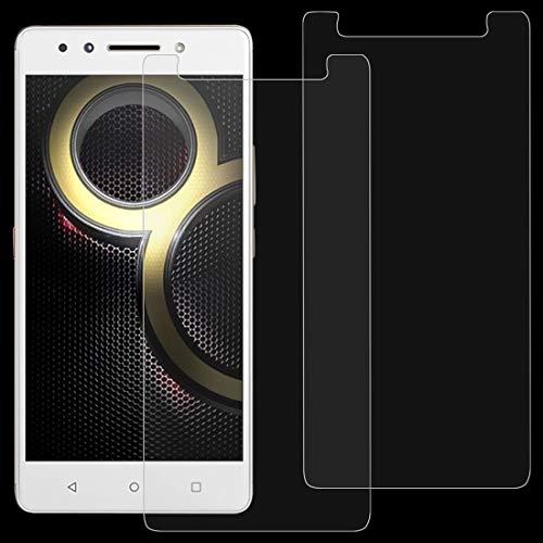 DACHENGJIN Moblie 2 PCS 0.26mm 9H 2.5D Tempered Glass Film for Lenovo K8 Note
