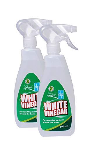 Vinagre blanco de Dripak, 500ml, 2 unidades