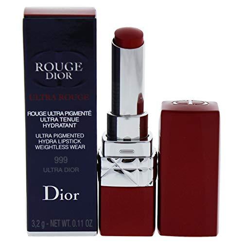 Dior Rouge Dior Ultra Rouge Lipstick 3.2g, 999 Ultra Dior