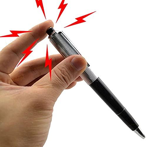 Electric Shock Pen Toy Utility Gadget Gag Joke Funny Prank Trick Novelty Friend's Best Gift Novelties Prank Toys Pack