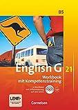 English G 21 - Ausgabe B / Band 5: 9. Schuljahr - Workbook mit Audio-Materialien: Mit Wörterverzeichnis zum Wortschatz der Bände 1-5: Workbook mit ... zum Wortschatz der Bände 1-5