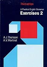 A Practical English Grammar, Exercises 2