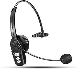 Image of Bluetooth Headset V5.0, Pro...: Bestviewsreviews