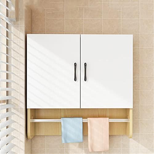Inicio Gabinete de pared Cocina Gabinete de pared Dormitorio Armario de pared Balcón Lavandería Almacenamiento Gabinete Superior Montado en la pared Armario de almacenamiento de baño