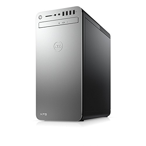 Dell XPS 8910 Business Desktop - Intel i7-6700 Quad-Core up to 4.0 GHz, 16GB DDR4 Memory, 1TB SATA HDD, 2GB AMD Radeon RX 560 Graphic Card, DVD Burner, Windows 10 Professional.