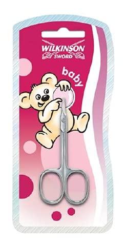 Wilkinson Sword Maniküre Schere Babyschere Nagelschere, 1 St