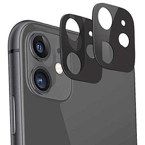 YDY 4Pack Compatible for iPhone 11 Pro/iPhone 11 Pro Max Camera Lens Protector, Plastic Material Prevent Easy Fall Off, Unique Pattern Design Camera Protector (for iPhone 11 pro/11 pro max -2pack)
