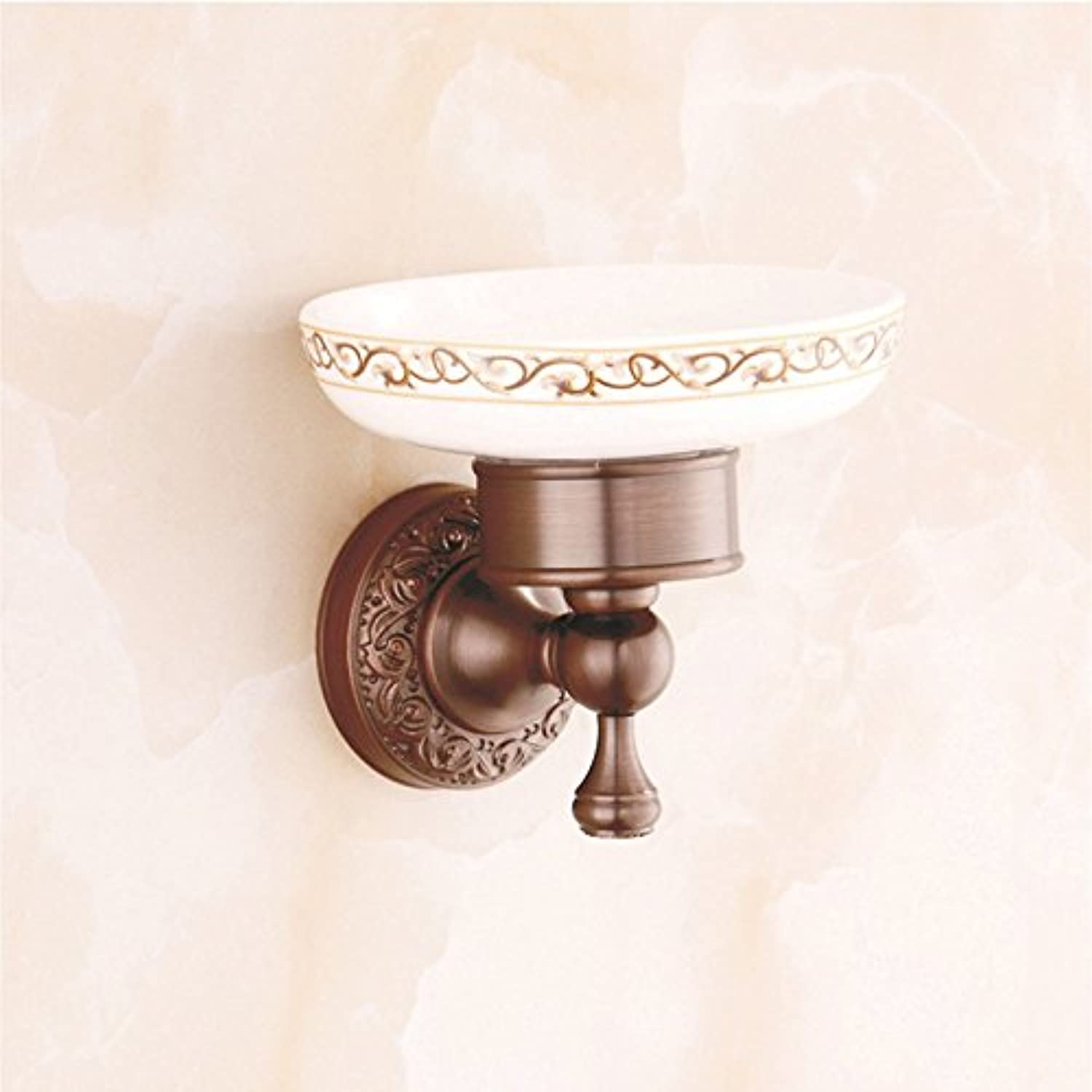Bathroom Sink Basin Lever Mixer Tap Bathroom Hardware Hangers-Bathroom Hardware Hangers Brown and Old