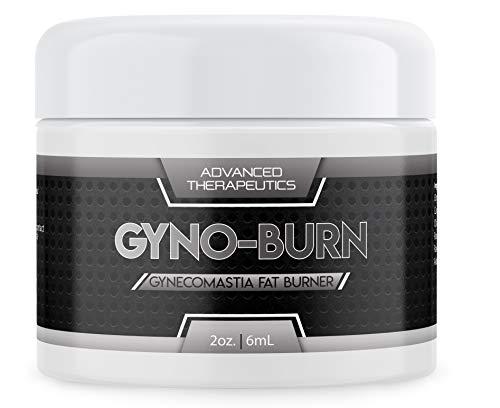 Gyno-Burn Chest Fat Burner for Men 2 Ounce