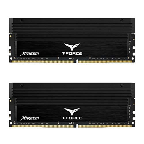 TEAMGROUP T-Force Xtreem 16GB Kit (2x8GB) 4500MHz DDR4 Gaming Desktop Memory