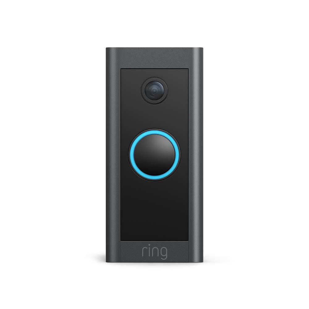 Ring Video Doorbell Wired par Amazon, Vidéo HD, détection de mouvements avancée,...