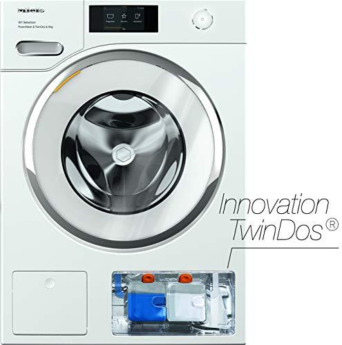 Miele WSR 863 WPS Frontlader Waschmaschine / 9 kg/großes Touch-Display/automatisches Dosiersystem - TwinDos/QuickPowerWash/Miele@home/Waterproof-System/AllergoWash / 1600 U/min/A+++