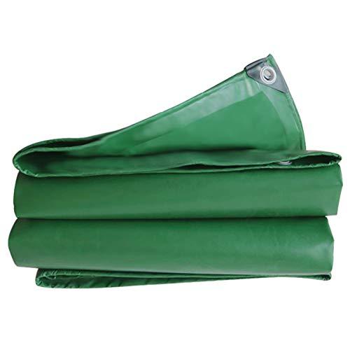 Lona de PVC Oxford de 0,7 mm, impermeable, impermeable, para jardín, exterior, para coche, camión, toldo para casa de mascotas, 3 x 6 m
