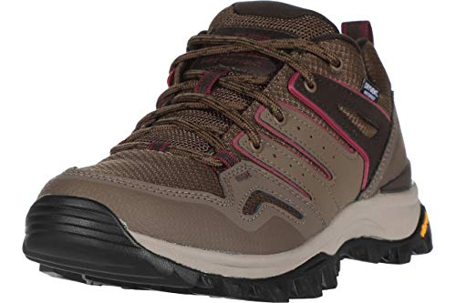 The North Face Women's Hedgehog Fastpack II WP, Bipartisan Brown/Coffee Brown, 6.5