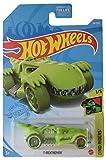 DieCast Hotwheels T Rextroyer, Dino Riders 1/5 [Green] 24/250