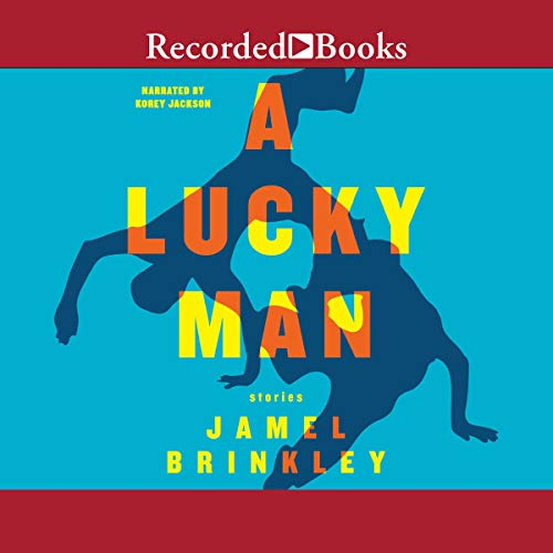 A Lucky Man audiobook cover art