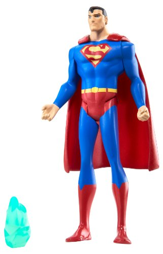 DC Universe Young Justice Superman Figure