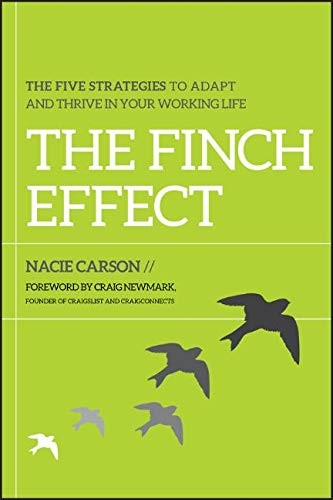 The Finch Effect: The Five Strategies to Adapt and Thrive in Your Working Life